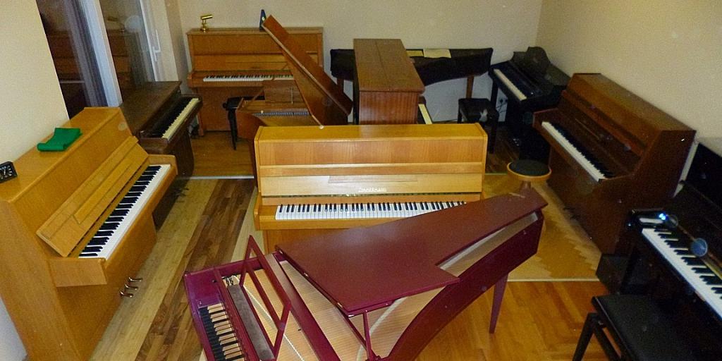 Vermietung von Instrumenten