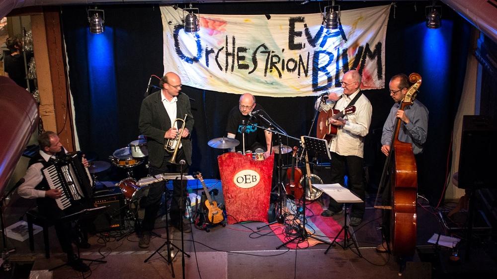 Orchestrion Eva Blum