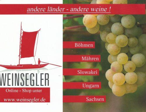 Weinsegler – Unterhaltsame Weinprobe