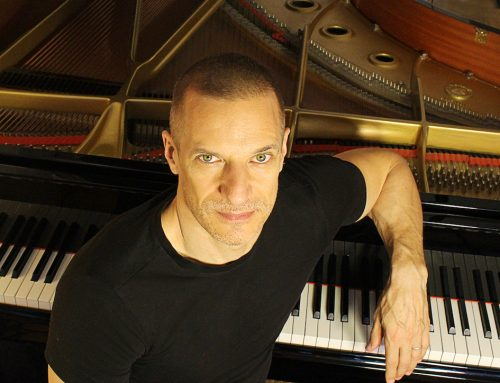 Walter Fischbacher – Jazz Piano Solo